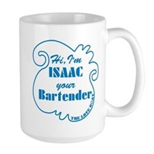 Love Boat Isaac Your Bartender Mugs