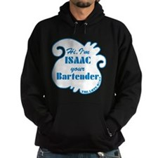 Love Boat Isaac Your Bartender Hoodie