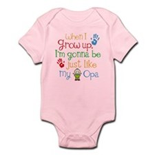 Just Like Opa Infant Bodysuit