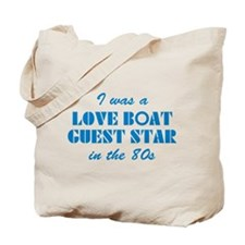 Love Boat Guest Star Tote Bag