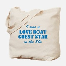 Love Boat Guest Star Tote Bag