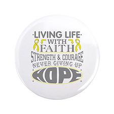 """Spina Bifida Faith 3.5"""" Button"""