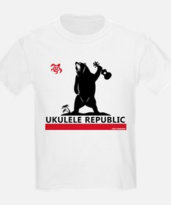 Ukulele Republic T-Shirt