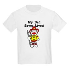My Dad Saves Lives T-Shirt