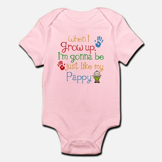 Just Like Pappy Infant Bodysuit