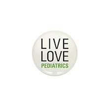 Pediatrics Mini Button (10 pack)