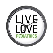 Pediatrics Wall Clock