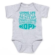PKD Faith Baby Bodysuit