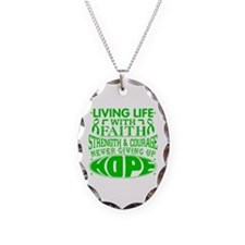 Neurofibromatosis Faith Necklace