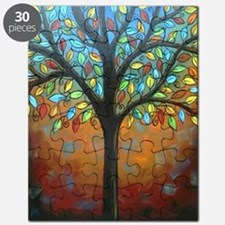 Tree of Many Colors Puzzle