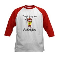 Firefighter's Daughter Tee