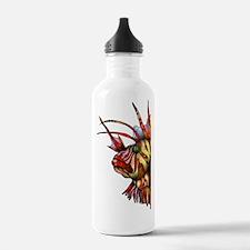 Orange Fish Water Bottle