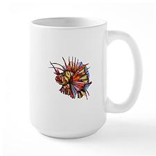Orange Fish Mugs