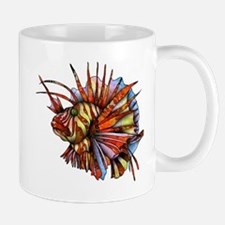 Orange Fish Mugs