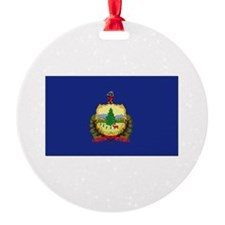 Flag of Vermont Ornament