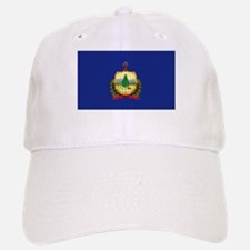 Flag of Vermont Baseball Baseball Cap