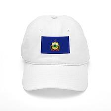 Flag of Vermont Baseball Cap
