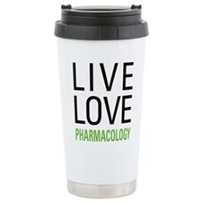 Pharmacology Travel Mug