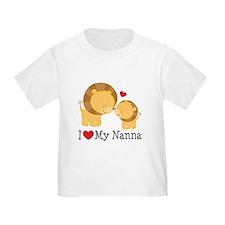 I Love Nanna T