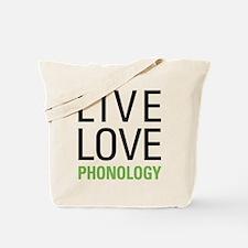 Phonology Tote Bag