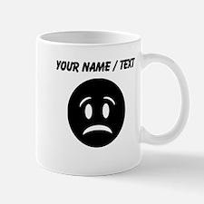 Custom Sad Face Mugs