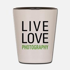Photography Shot Glass