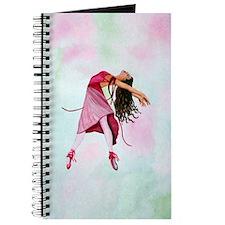Pink Ballerina Journal