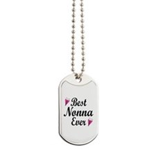 Best Nonna Ever Dog Tags
