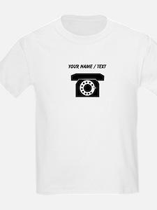 Custom Telephone T-Shirt