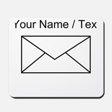Custom Envelope Mousepad