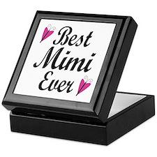 Best Mimi Ever Keepsake Box