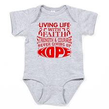 Epidermolysis Faith Baby Bodysuit