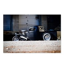 Hot Rod truck Postcards (Package of 8)