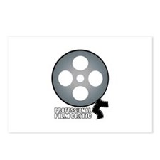 Professional Film Critic Postcards (Package of 8)