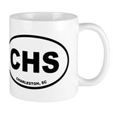 Charleston CHS Mugs
