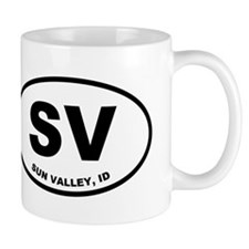 Sun Valley SV Mugs