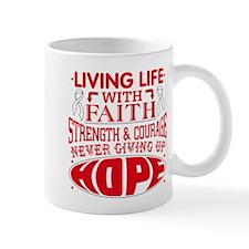 Emphysema Faith Mug
