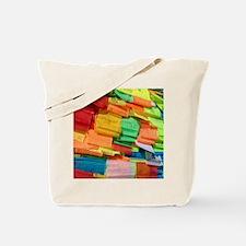 Prayer Flags-Everest-10x10 Tote Bag