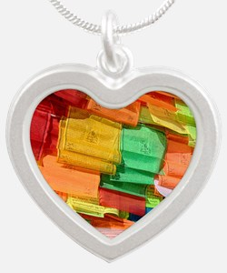 Prayer Flags-Everest-10x10 Necklaces