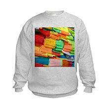Prayer Flags-Everest-10x10 Sweatshirt