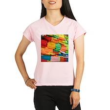 Prayer Flags-Everest-10x10 Performance Dry T-Shirt