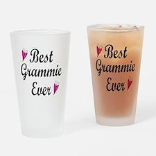 Best Grammie Ever Drinking Glass