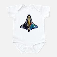 Ilan Ramon's Personal Infant Bodysuit