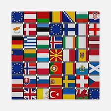 Flag of Flag Queen Duvet