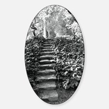 Steps in the Nature Decal