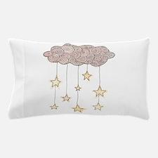 Swirling Stars Pillow Case