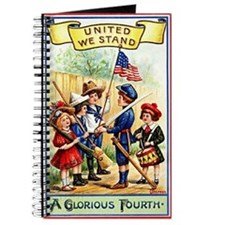 4th of July United We Stand Journal