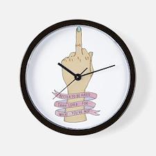 Real Wall Clock