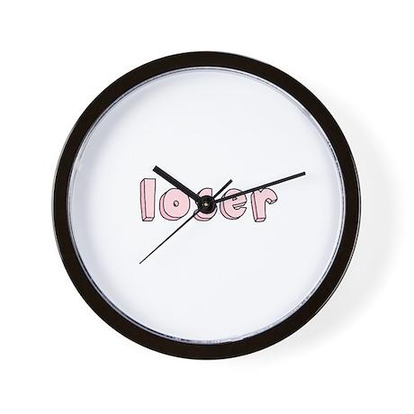 clock tumblr. loser wall clock tumblr