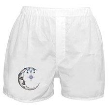 Man in the Moon Boxer Shorts